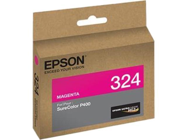 EPSON T324320 UltraChrome HG2 Ink Cartridge; Magenta
