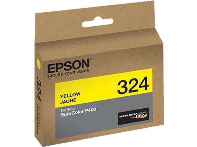 EPSON 324 (T324420) Ink Cartridge; Yellow