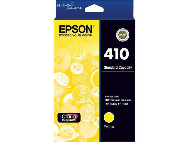 EPSON 410 (T410420-S) Ink Cartridge 3,000 Page Yield; Yellow