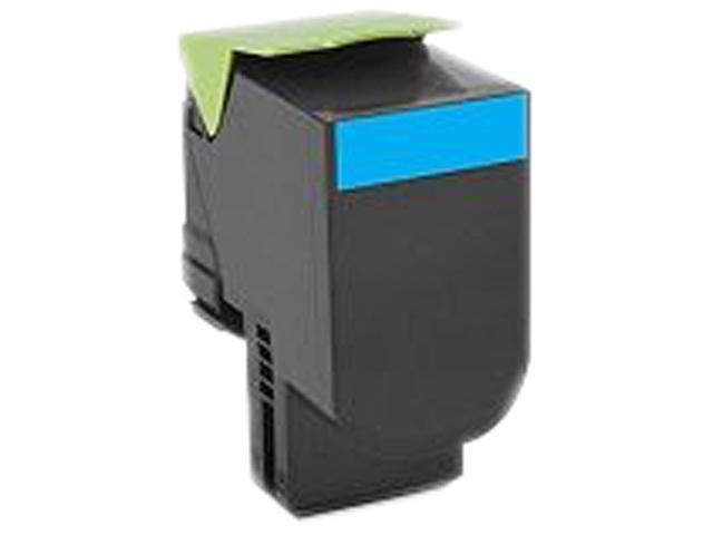 Lexmark Unison 801C Toner Cartridge - Cyan