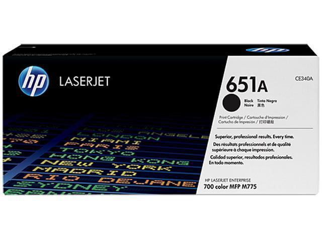 HP CE340A 651A Toner Cartridge Black