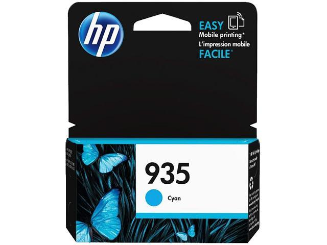 HP 935 (C2P20AN#140) Ink Cartridge 400 Page Yield; Cyan