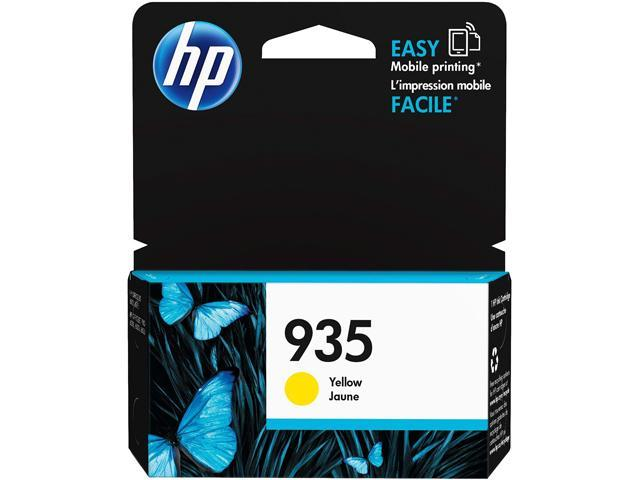 HP 935 (C2P22AN#140) Ink Cartridge 400 Page Yield; Yellow