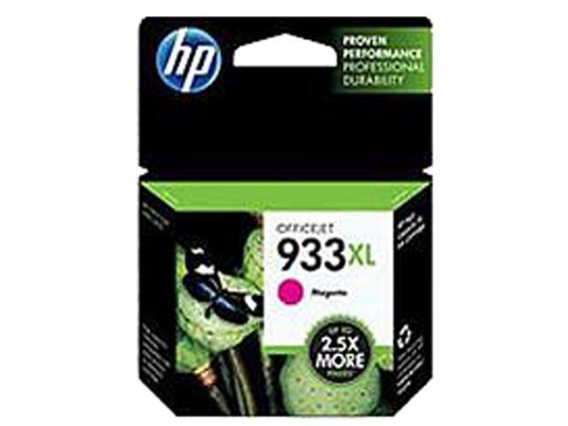 HP 933XL (CN055AN#140) Ink Cartridge 825 Page Yield; Magenta