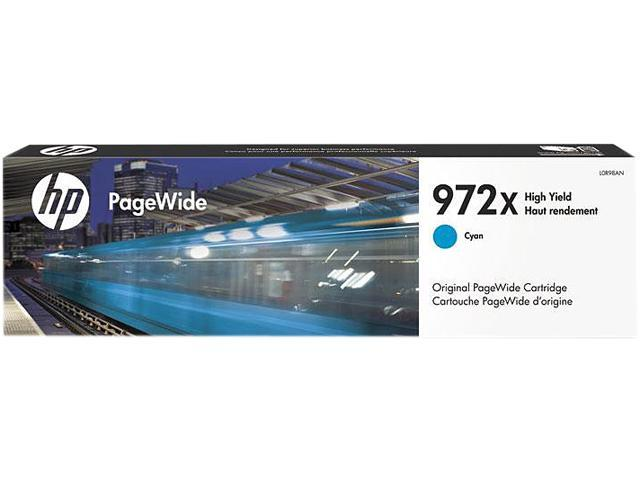 HP 972X (L0S01AN) Ink Cartridge, 7000 Page Yield; Magenta