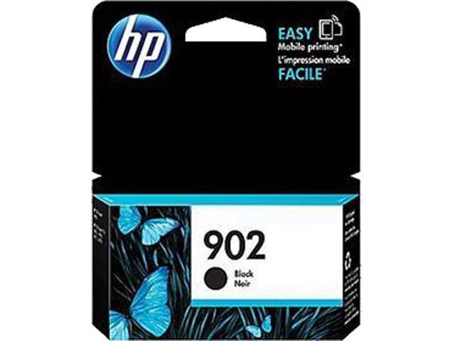 HP 902 (T6L98AN#140) Ink Cartridge 300 Page Yield; Black