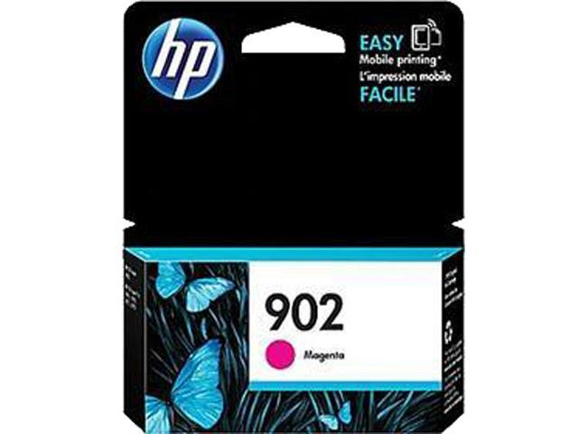HP 902 (T6L90AN#140) Ink Cartridge 315 Page Yield; Magenta