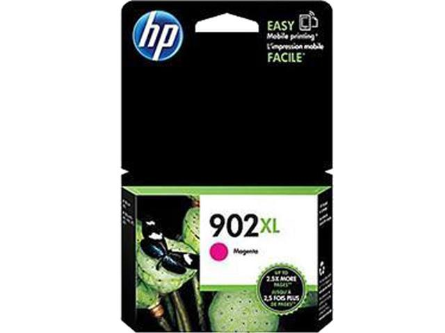 HP 902XL (T6M06AN#140) Ink Cartridge 825 Page Yield; Magenta