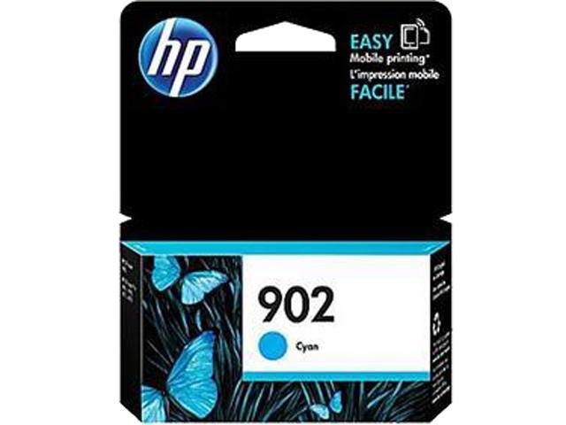 HP 902 (T6L86AN#140) Ink Cartridge 315 Page Yield; Cyan