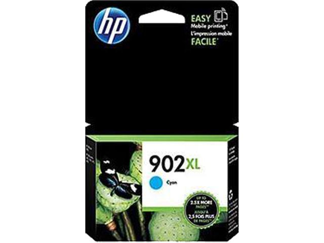 HP 902XL (T6M02AN#140) Ink Cartridge 825 Page Yield; Cyan