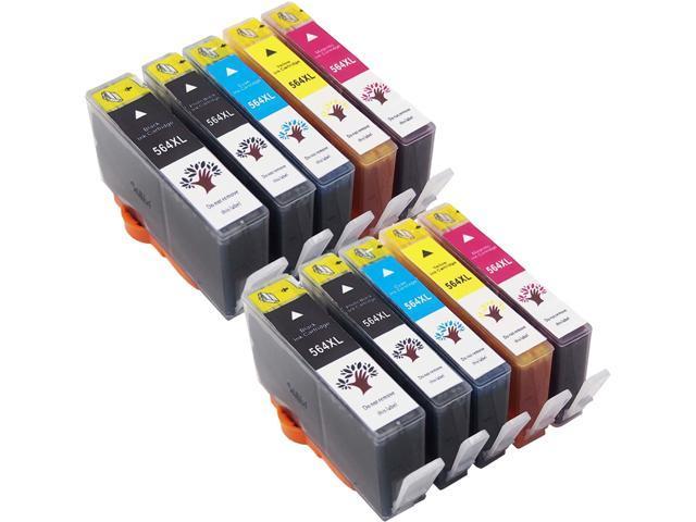 Dataproducts DPCWC564XLPBCA Ink Cartridge (OEM# HP CB322W, CR277W) Photo Black