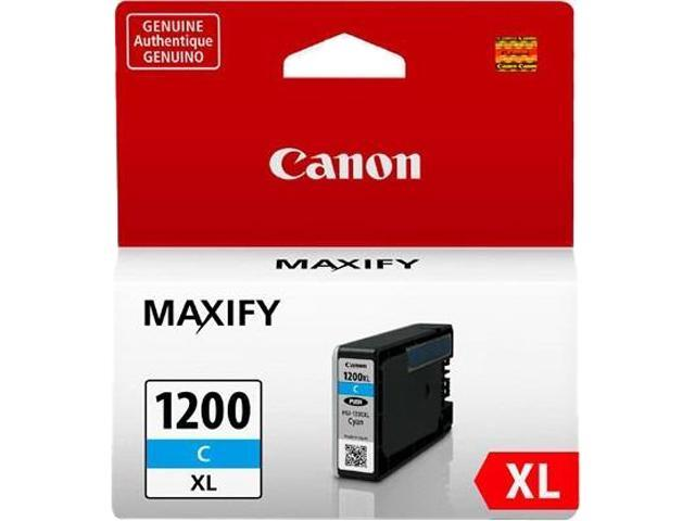 Canon PGI-1200 XL C (9196B001) Ink Cartridges;Cyan