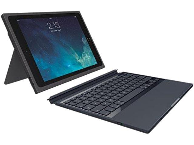 Logitech Black Protective Keyboard Case for Apple iPad Air 2 Model 920-007417
