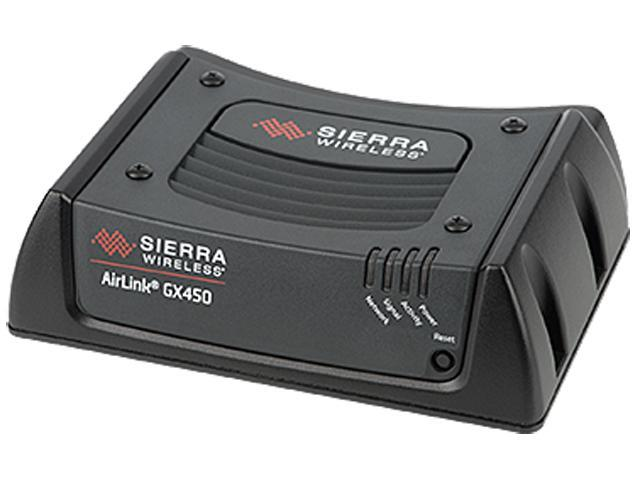 Sierra Wireless AirLink GX450/400: LTE Wireless Gateway, for AT&T ALEOS DC Enet (1102365)
