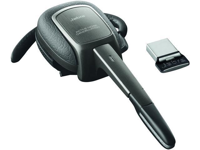 Jabra Supreme UC Mono Bluetooth Headset Optimized For Microsoft Office Communicator 2010