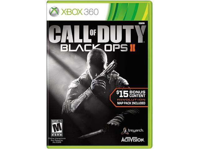 Call of Duty: Black Ops II (Revolution Map Pack Included) Xbox 360
