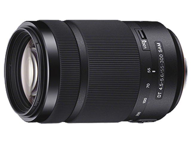 Sony SAL55300 DT 55-300mm f/4.5-5.6 Zoom Lens