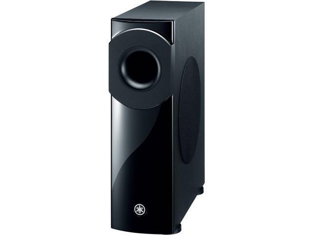 Yamaha YSP-3300 Digital Sound Projector & Wireless Active Subwoofer, Black