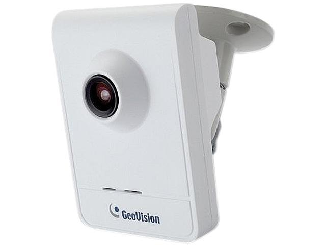 GeoVision 84-CBW12-001U H.264 1.3M IP Wireless Cube Camera