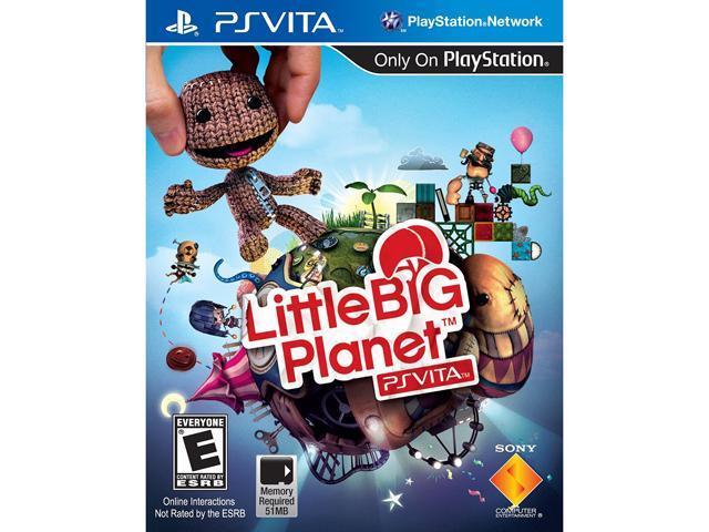 Little Big Planet PlayStation Vita