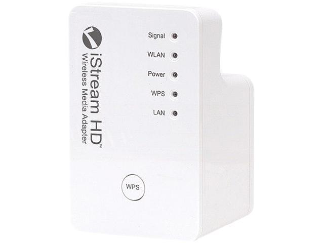 Intellinet 525282 Wireless media adapter