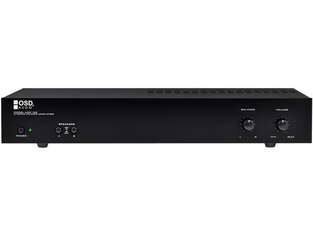 OSD Audio AMP120 2-Channel High Performance Power Amplifier