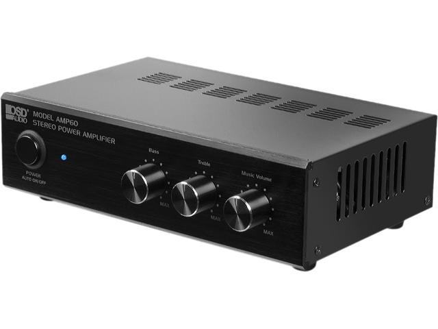 OSD Audio AMP60 2-Channel Compact Power Amplifier