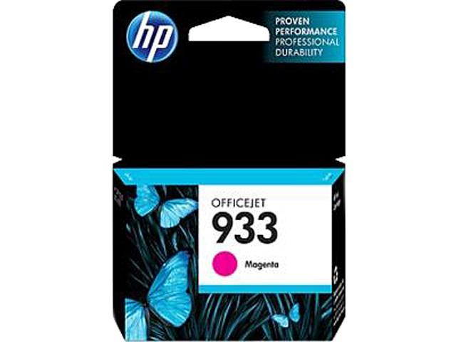HP 933 (CN059AN#140) Ink Cartridge 330 Page Yield; Magenta
