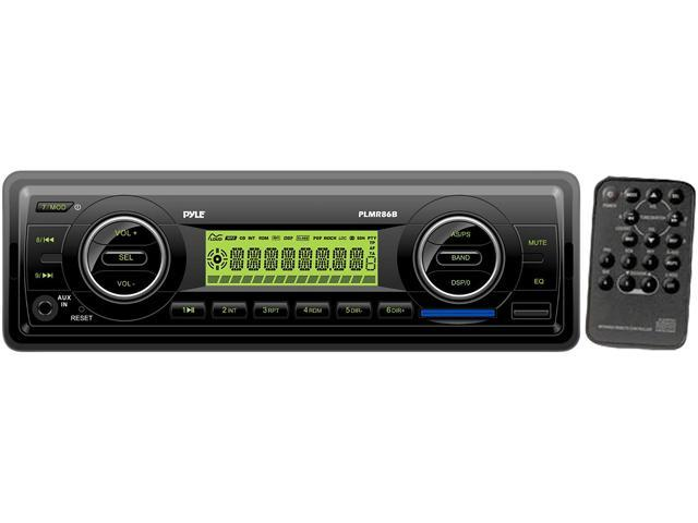 Pyle PLMR86B Car Flash Audio Player - 160 W RMS - Single DIN