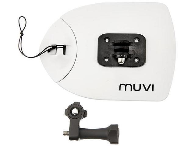 Veho VCC-A015-FBM MUVI Flat Board Mount with Tripod for Surf and Snow Boards