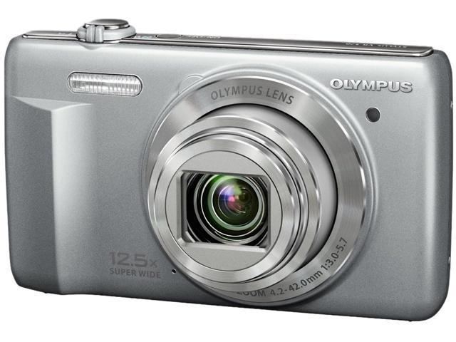 Olympus VR-370 Digital Camera