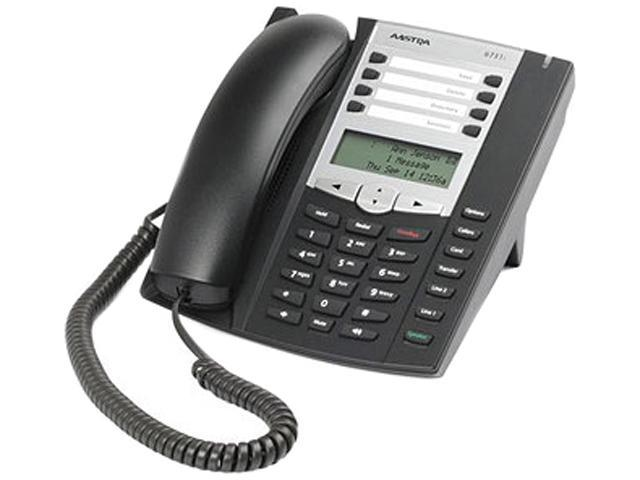 6731i - Desktop Telephone - Keypad - 3-way - Lcd Display -