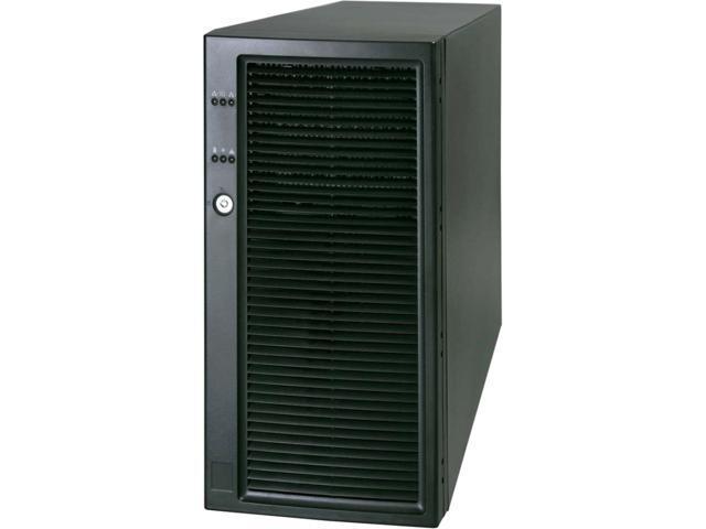 Intel SC5600BRPNA Black Pedestal 9-Bay Server Case with 3 Fans