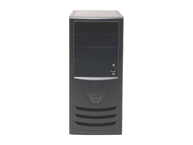 IN WIN IW-C589T.J350BFU2AD Black Best Performed SECC Japanese Steel metal ATX Mid Tower Computer Case 350W Power Supply