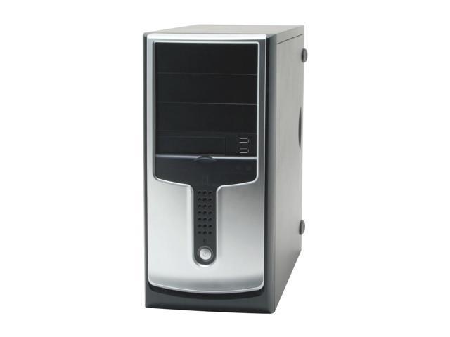 IN WIN IW-S564T2.J350BL Black Steel ATX Mid Tower Computer Case 350W Power Supply - OEM
