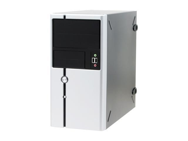 IN WIN IW-Z611T.J350SL Silver Best Performed 0.8mm SECC Japanese Steel metal MicroATX Mini Tower Computer Case 350W Power Supply