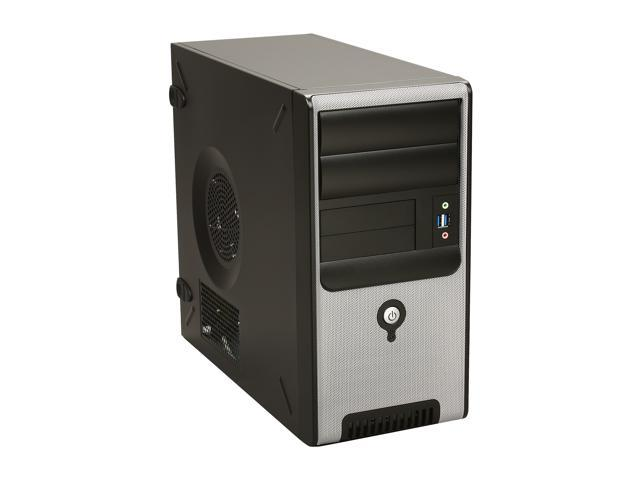 In Win Z583 micro ATX Case with IP-S350CQ2 H Haswell Ready power supply, Black, TAC 2.0, Front USB 3.0X2, HD audio