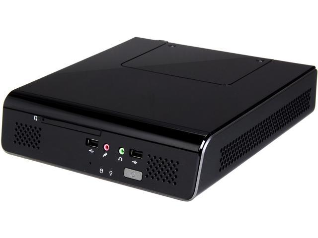 IN WIN Black K2 BASIC Mini ITX Media Center / HTPC Case