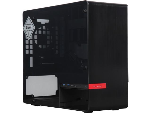 IN WIN 901 Black Computer Case - Newegg com