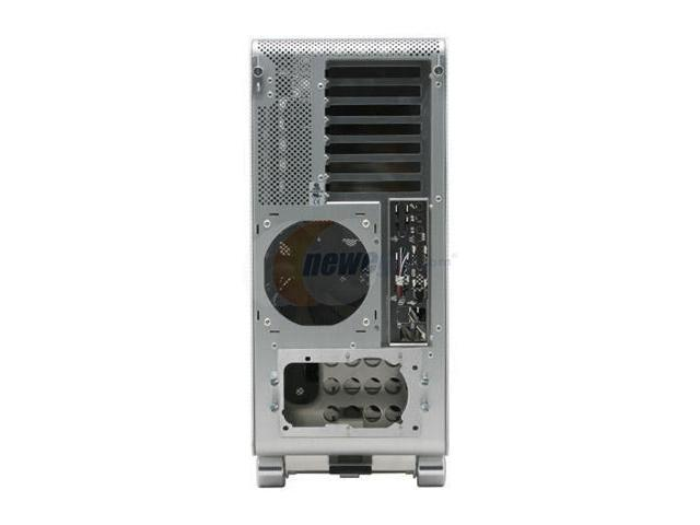 LIAN LI PC-V1000APlus II Silver Aluminum ATX Mid Tower Computer Case