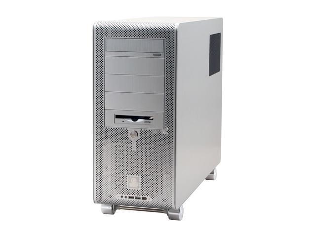 LIAN LI PC-V1200Aplus II Silver Aluminum ATX Mid Tower Computer Case