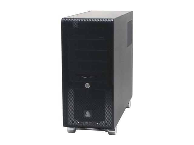 LIAN LI PC-V1200Bplus II Black Aluminum ATX Mid Tower Computer Case