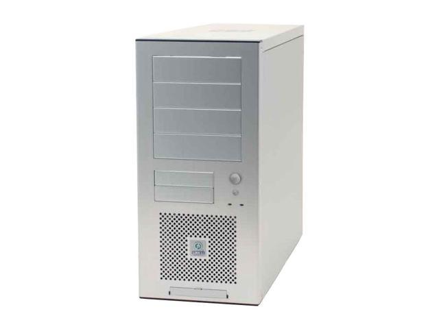 LIAN LI PC-7A plus II Silver Aluminum ATX Mid Tower Computer Case