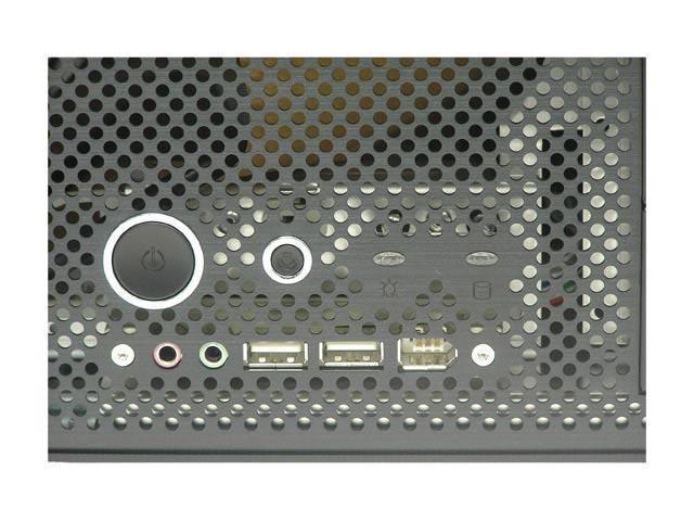 LIAN LI PC-V800B Black Aluminum ATX Desktop Computer Case