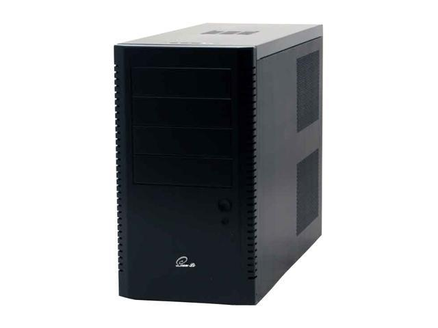 LIAN LI PC-G50B Black Aluminum ATX Mid Tower Computer Case