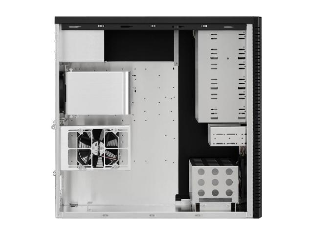 LIAN LI PC-G70B Black Aluminum ATX Full Tower Computer Case