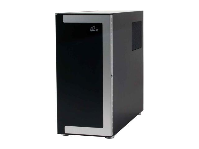 LIAN LI PC-101B Black Aluminum ATX Mid Tower Computer Case