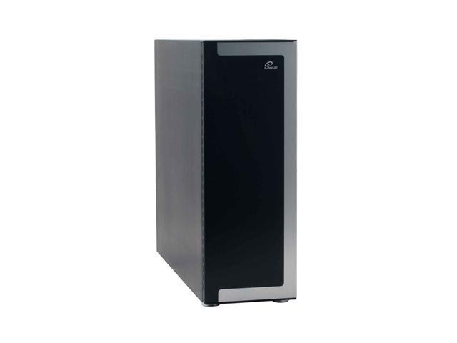 LIAN LI PC-201B Black Aluminum ATX Full Tower Computer Case
