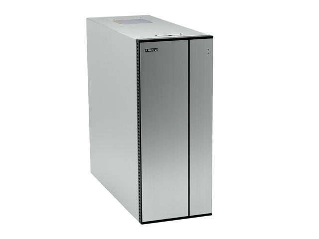 LIAN LI PC-A10A Silver Aluminum ATX Mid Tower Computer Case