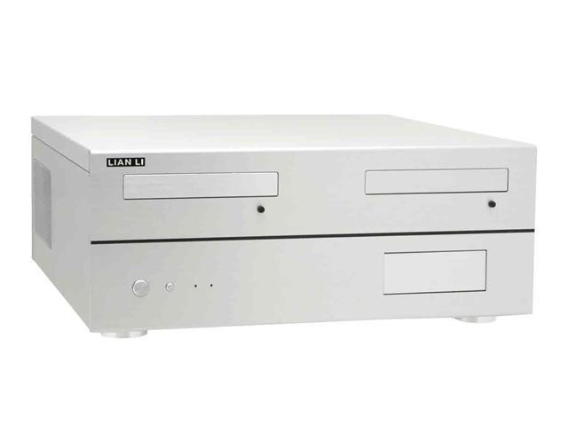 LIAN LI PC-C30A Silver Aluminum ATX Desktop Computer Case